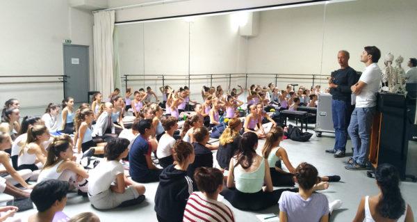Conférence Paul-Emmanuel Jarjaille sur la prévention santé et la traumatologie du danseur