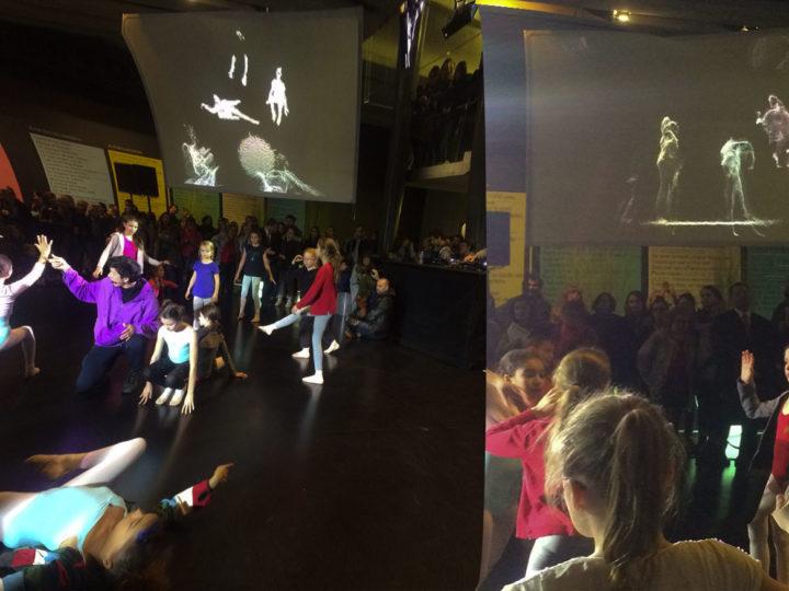 Danse et nouvelles technologies pour les jeunes danseurs de l'ENDM